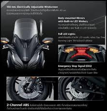 Honda Forza 350 Mesin 329cc Tanpa VTEC? Nih Detail Pilihan ...
