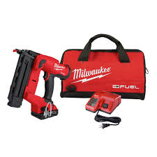 Milwaukee 2746 21ct M18 Fuel 18 Gauge Brad Nailer Kit Cpo Outlets