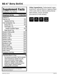 isagenix bea energy drink