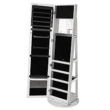 mics jewellery cabinet 360 swivel