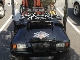 Golf Cart Decals Customize Your Golf Cart With Decals Golf Carts Ezgo Golf Cart Golf Cart Accessories