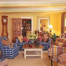 rustic country living room design tips