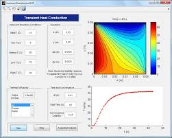 transient heat conduction file
