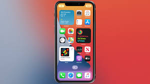 You Cannot Interact with iPhone Home Screen Widgets in iOS 14
