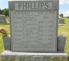 Mary Effie Phillips Dunning (1899-1987) - Find A Grave Memorial