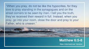 A Beginner's Guide to Prayer - ppt download