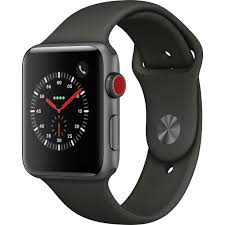 Apple Watch Series 3 42mm Smartwatch MR2X2LL/A B&H Photo Video
