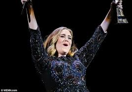 Adele reveals she has patched things up with her half-sibling Cameron  O'Sullivan | Daily Mail Online