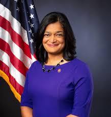 Congresswoman Pramila Jayapal -