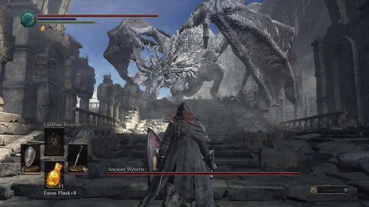 Ancient Wyvern - Dark Souls 3