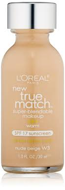 match super blendable makeup spf