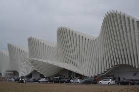 Reggio Emilia AV, la stazione di Santiago Calatrava – l'Opinione della  Castagna
