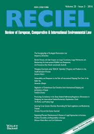 Border Fences And Their Impacts On Large Carnivores Large Herbivores And Biodiversity An International Wildlife Law Perspective Trouwborst 2016 Review Of European Comparative Amp International Environmental Law Wiley Online Library