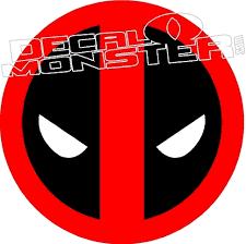 Deadpool 2 Decal Sticker Decalmonster Com