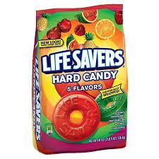 lifesavers hard candy five flavor 5