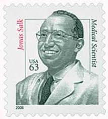 2006 63c Distinguished Americans: Dr. Jonas Salk for sale at ...