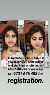 top professional make up trainer in