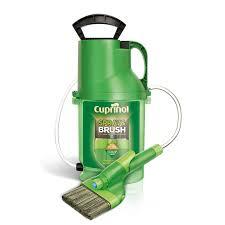 Cuprinol Pump Shed Fence Sprayer Brush Homebase