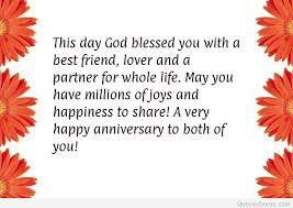 friend happy anniversary quotes