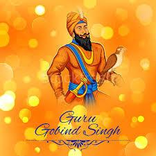 happy guru gobind singh jayanti the tenth sikh guru