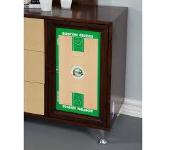 Dreamfurniture Com Nba Basketball Boston Celtics Bedroom In A Box