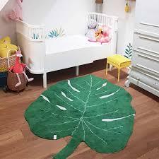 Nordic Baby Carpet Cotton Baby Leaf Play Mat Activity Game Playmat Rug Decoration Children Room Mat Kids Toys Blanket Carpet Play Mats Aliexpress