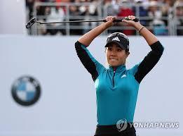 LPGA golfer Danielle Kang 'proud' of reviving memories of late father in S.  Korea | Yonhap News Agency
