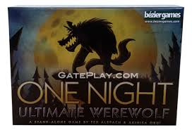 one night ultimate werewolf ted
