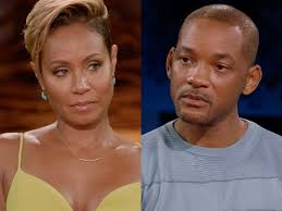 Jada Pinkett Smith and Will Smith discuss the low point in their marriage -  Insider