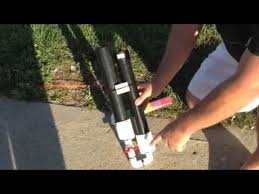 homemade handheld confetti cannon you