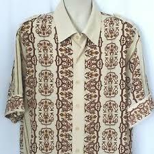 royal prestige mens shirt xl epaulettes