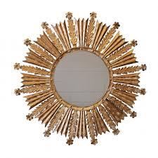 sunburst mirror mizell interiors