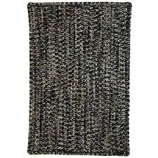 x 36 in braided area rug