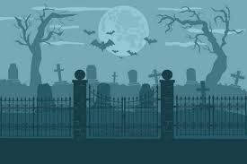 49 079 Cemetery Illustrations Royalty Free Vector Graphics Clip Art Istock