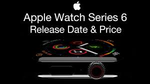 Apple Watch Series 6 Release Date and Price – New Watch 6 Fingerprint  Scanner - YouTube