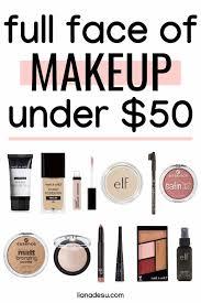 makeup kit under 50