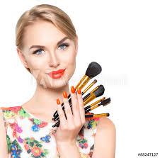 makeup brushes natural make up for