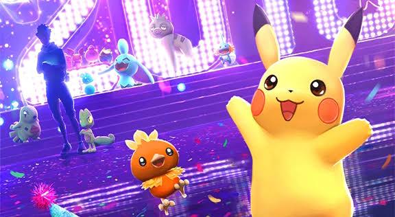 """Resultado de imagen para Pokemon año nuevo"""""""