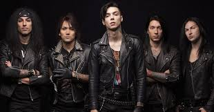 black veil brides are teasing call theone