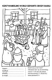 Pb Daarle Kerstwandeling World Servants Daarle