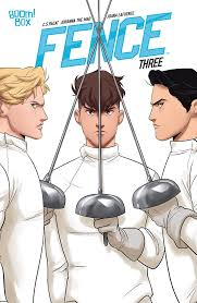 Fence 3 Comics By Comixology Fence Sports Painting Fencing Sport