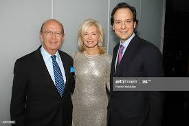 Wilbur Ross, Hilary Ross and George Farias attend GEORGE FARIAS... News  Photo - Getty Images