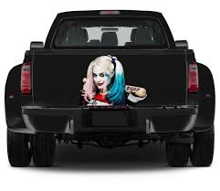 Harley Quinn Car Accessories Joker Suicide Squad Vehicle Vinyl Hood Graphics Decal The Batman Etsy Hammock For Dogs In Cars Safest Seat 3 Year Old Bottom Anunfinishedlifethemovie Com