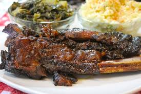 slow cooked barbecue beef ribs i
