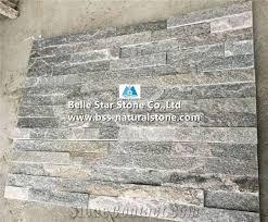 stone cladding green stone wall panels