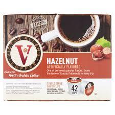 coffee um roast hazelnut