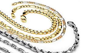 gold chains 14k gold chains 18k