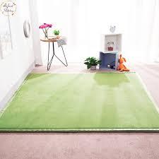Shining Coral Fleece Mat Area Rug For Living Room Kids Room Bedroom Floor Carpet 180 200 Thick 2cm Soft Tatami Rug Inoava Com