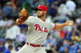 Phillies Adam Morgan On Borrowed Time