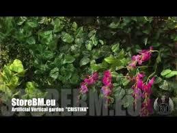 bm artificial vertical garden you